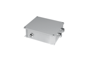 Aluminium Boxes for tunnels - Single pole cables