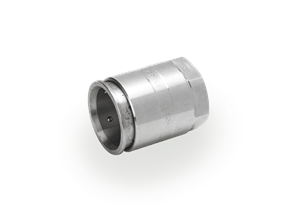 AISI 316L Stainless steel - Conduit /Female thread