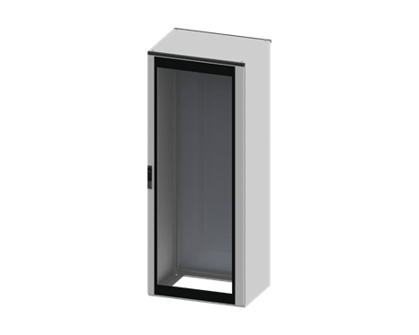 CAE Compact Cabinet Screen-Printed Glazed Door 1600x600x300