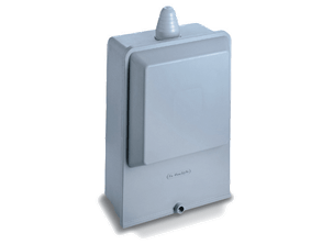 Gas meter enclosures