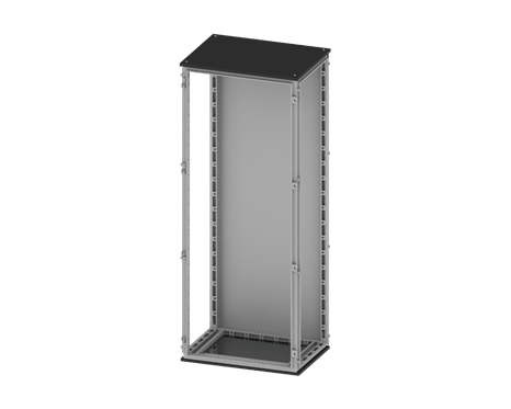 CQE Modular Cabinets with Rear Panel only 1200x1000x400