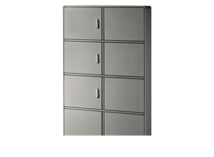 Grafi12-Width 1150-3compartments+integrated plinth