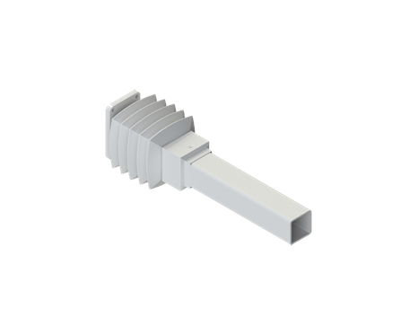 Wall mount joint 80x80