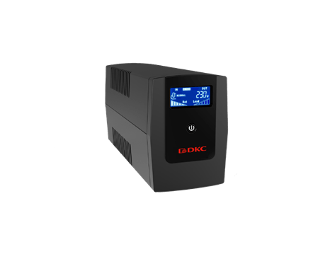 UPS Single Phase Line-Interactive (with AVR) 1.500VA