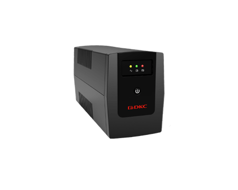 UPS Single Phase Line-Interactive (with AVR) 1.200VA