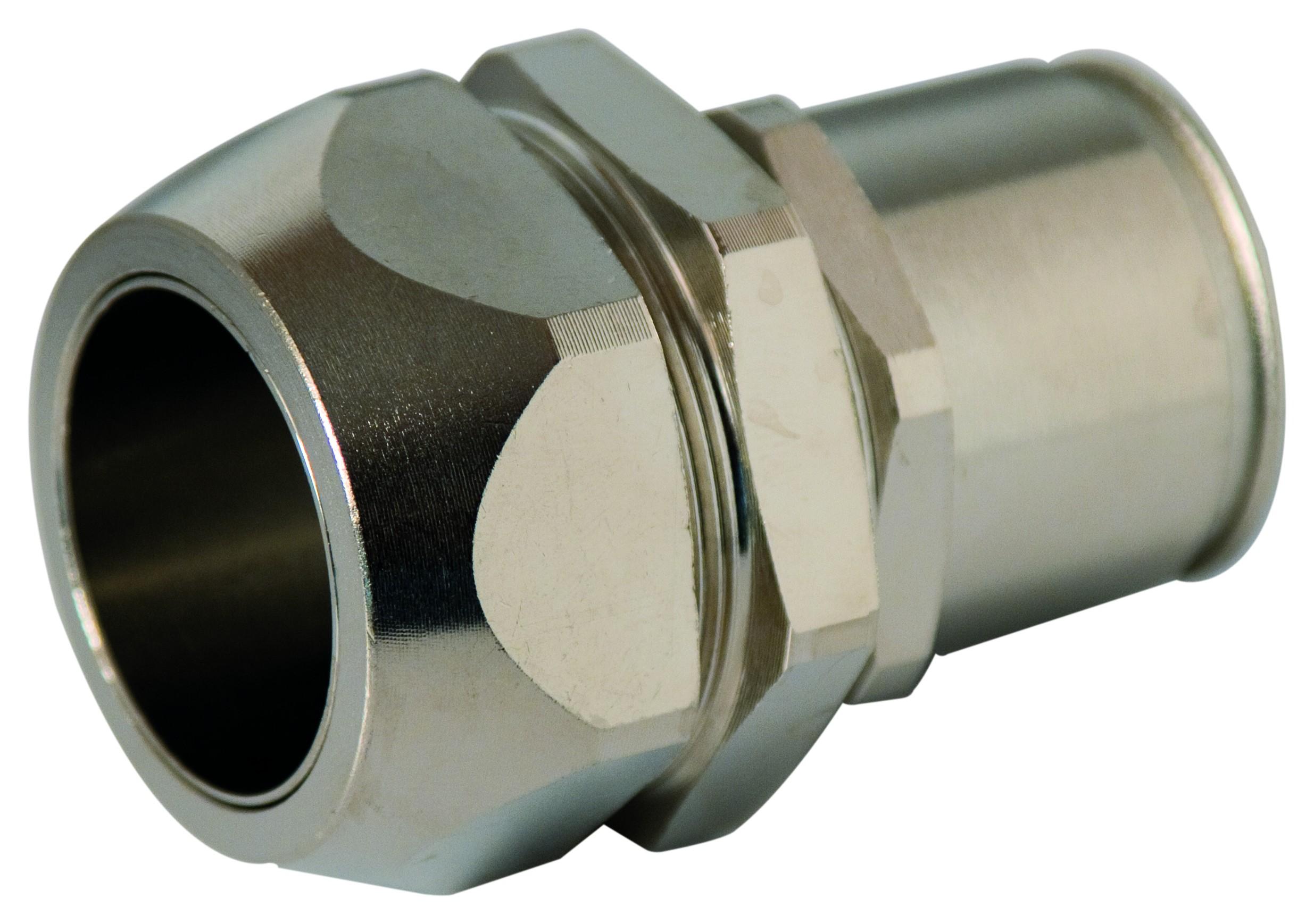 Raccordo tubo rigido tubo flessibile a doppio bloccaggio - Tubo plastico rigido ...