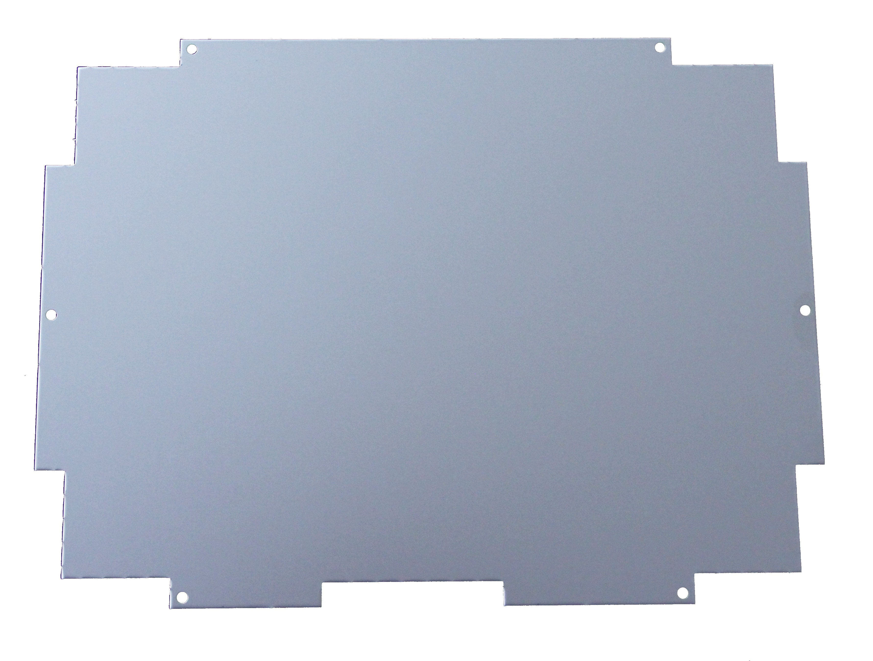Front panels for ALUFRAME control enclosures (spare accessories)